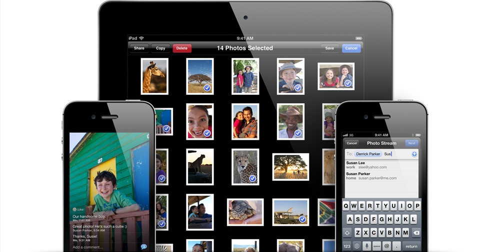 Photostream Sharing