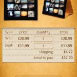 Calendagram iPhone App