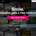 Flickr One Terabyte