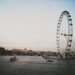 London Eye - Edited with KitCam