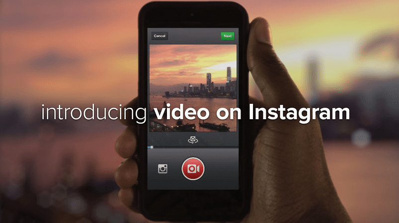 Introducing Instagram Video