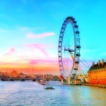 The London Eye - HDR - Edited with Photoforge2