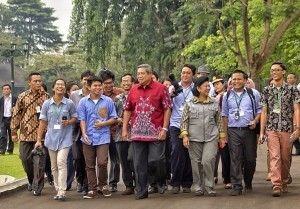 First-Lady-And-President-SBY