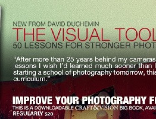 The Visual Toolbox – 50 Lessons for Stronger Photographs – New eBook from David Duchemin + 15% Discount Code