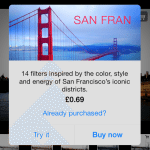 San Francisco inspired Premium Filters