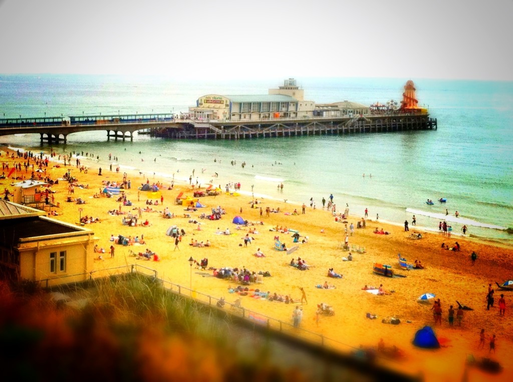 Beach in Miniature