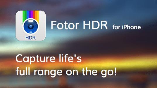 FotorHDR-Banner