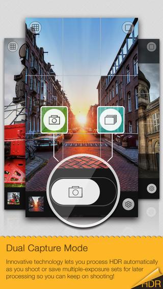 FotorHDR-DualShootingMode
