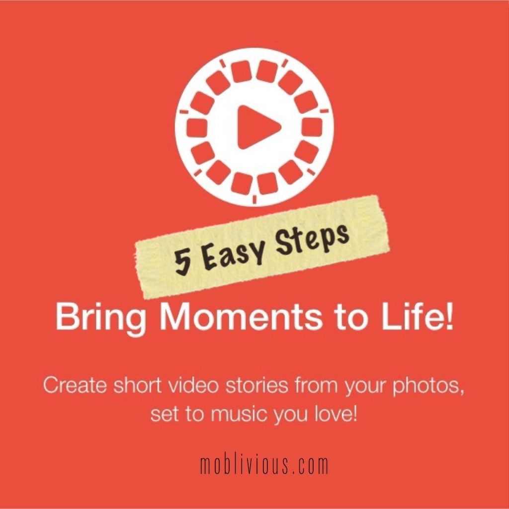 5 Easy Steps to Create Photo Slide Show with your iPhone