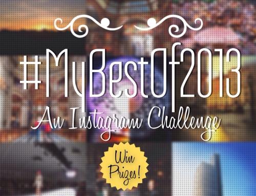 Win Prizes with #MyBestOf2013 Instagram Challenge