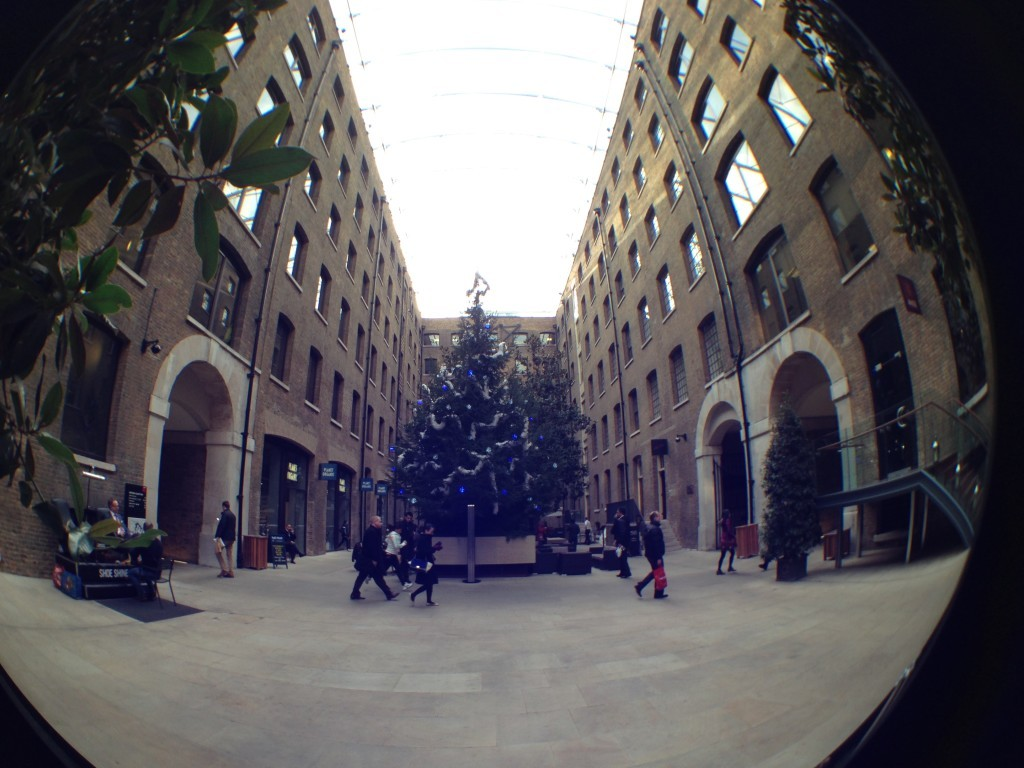Photo taken with DCKina Fisheye Lens