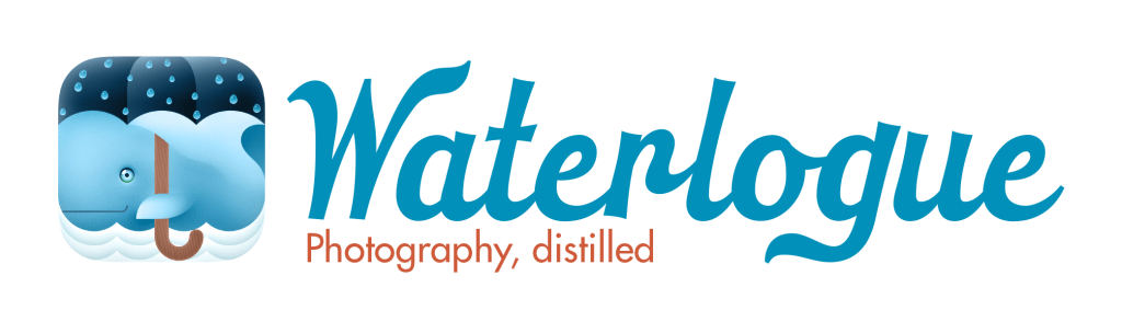 Waterlogue Logotype Icon