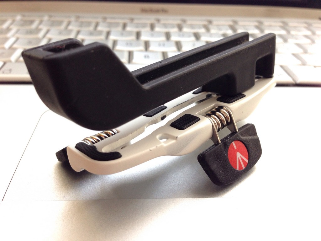 Manfrotto Pocket with Glif