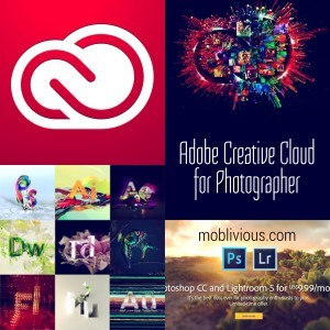 Adobe Creative Cloud for Photographer