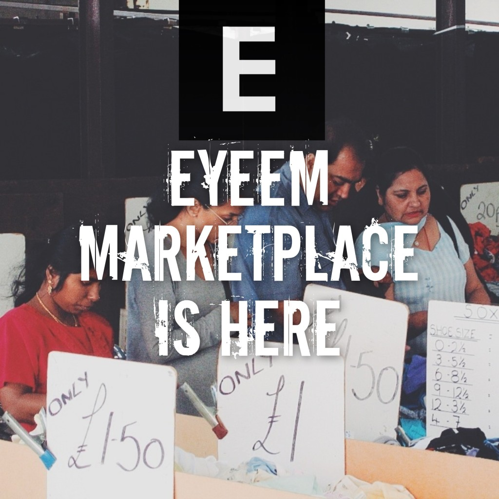 EyeEm Marketplace Is Here