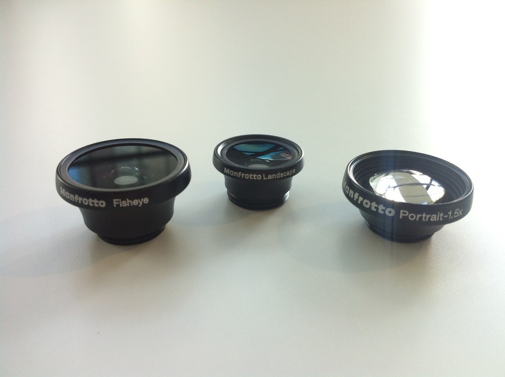 Manfrotto 3 Conversion Lenses Kit