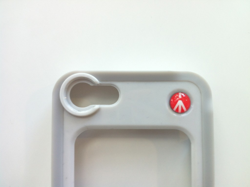 Manfrotto Klyp+ Bumper Case - Lens Thread