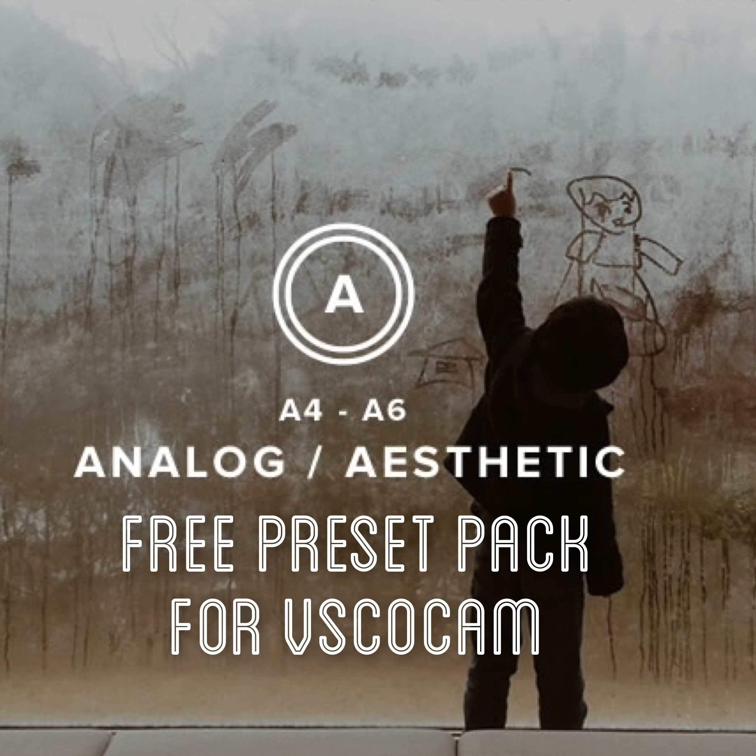 A new Analog/Aesthetic Preset Pack for VSCOCam FREE for grab