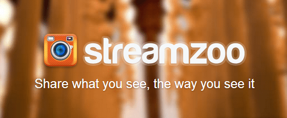 streamzoo-frontpage