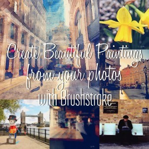Create Beautiful Paintings from your photos with Brushstroke
