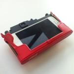 Gizmon iCA5 Case + Strap