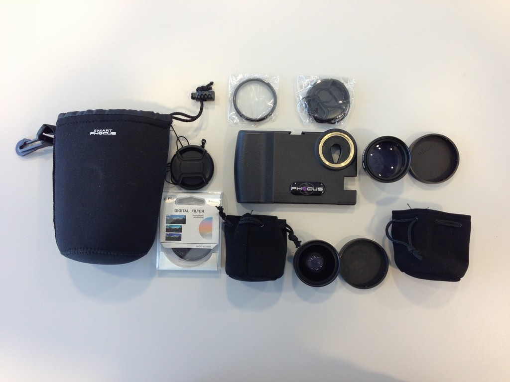 Smart Phocus 3 Lens *Plus* Bundle
