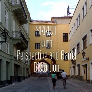 SKRWT - Precision Perspective and Barrel Distortion