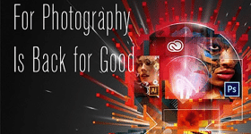 Adobe Creative Cloud for Photographers is back for good