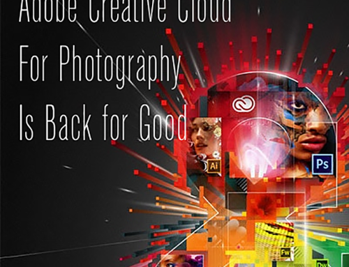 Adobe Creative Cloud for Photographer is back for good