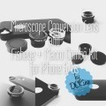 DCKina Microscope Conversion Lens and Fisheye-Macro Kit for iPhone 5/5s