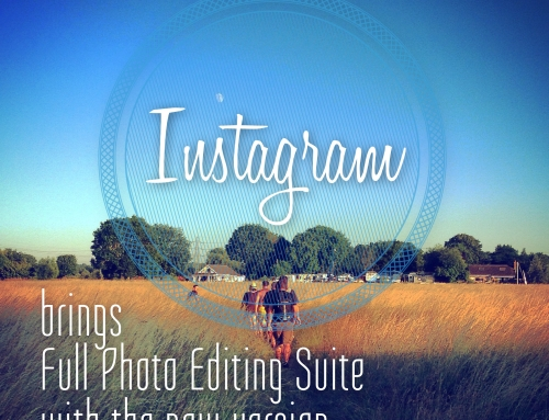Instagram brings a Full Photo Editing Suite in the new version