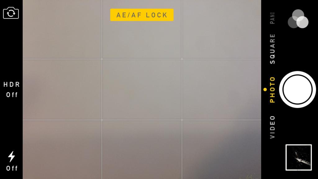 iOS-Camera-AFAE-Lock