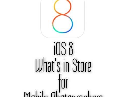 iOS 8 – What's in Store for Mobile Photographers