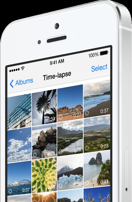 iOS8-timelapse