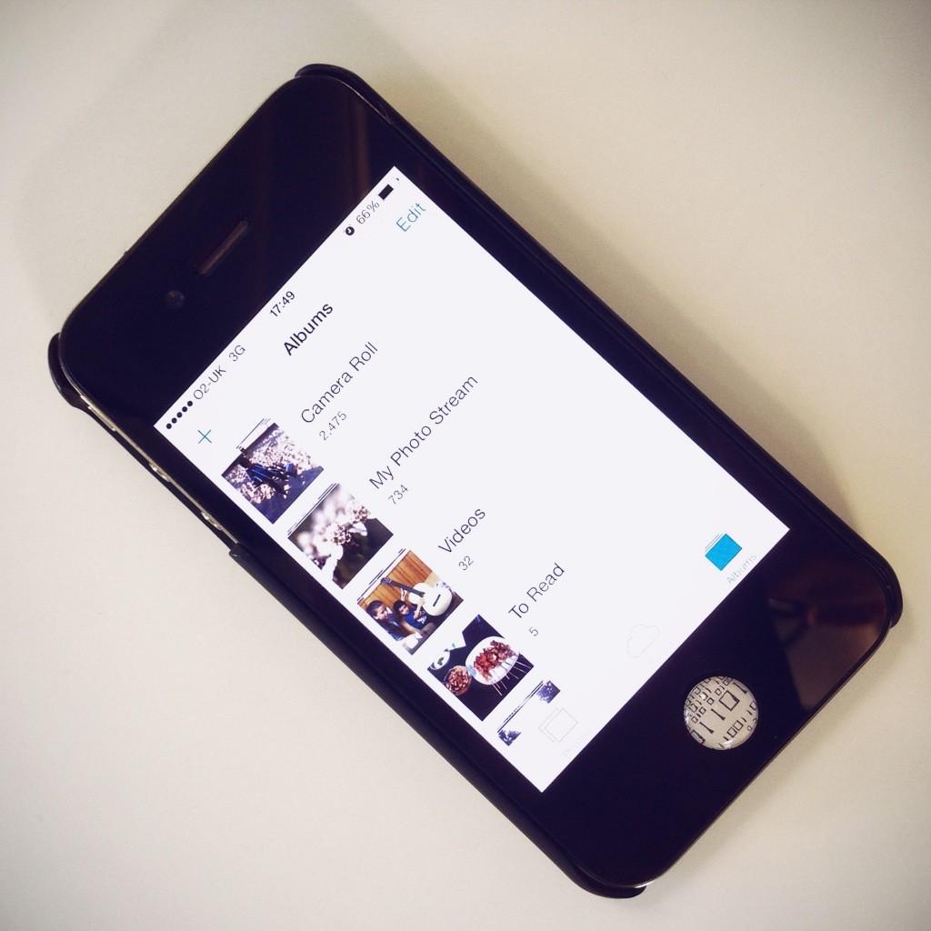 Camera Roll in iOS 7