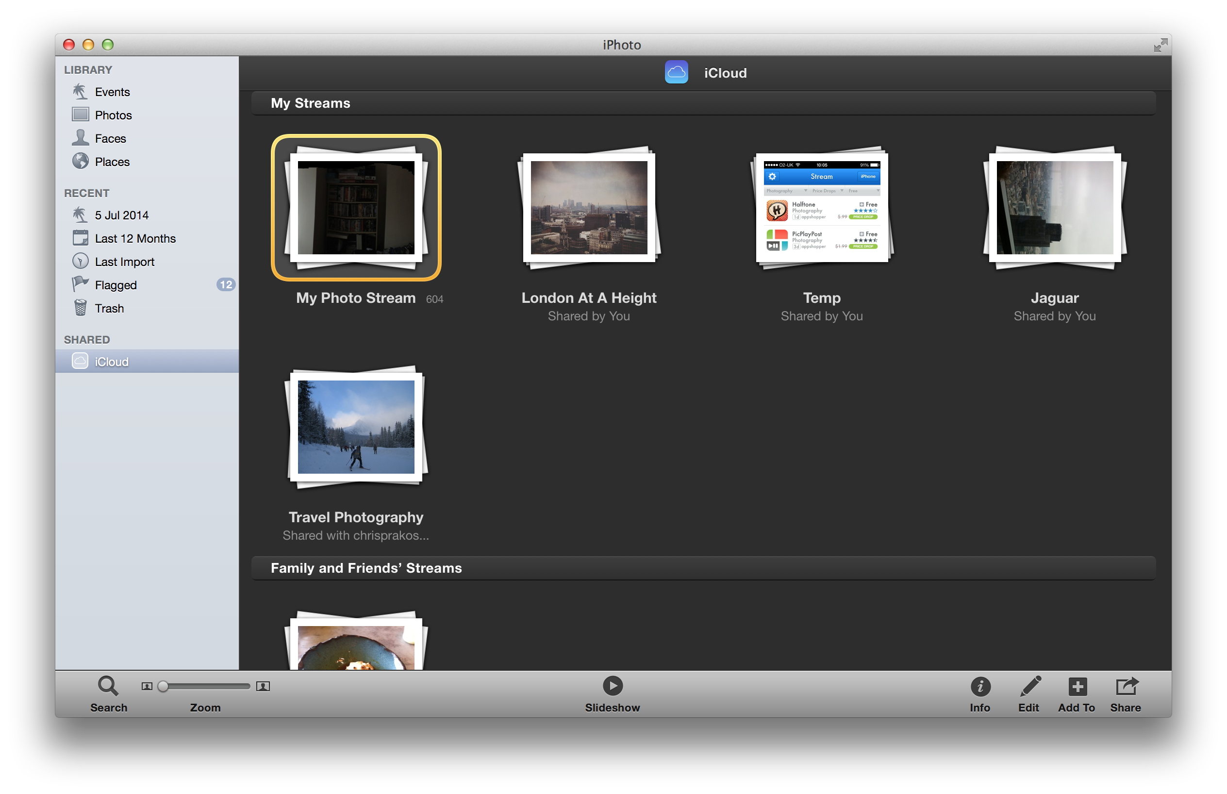 How to download and store iphone photos from my photo stream to.