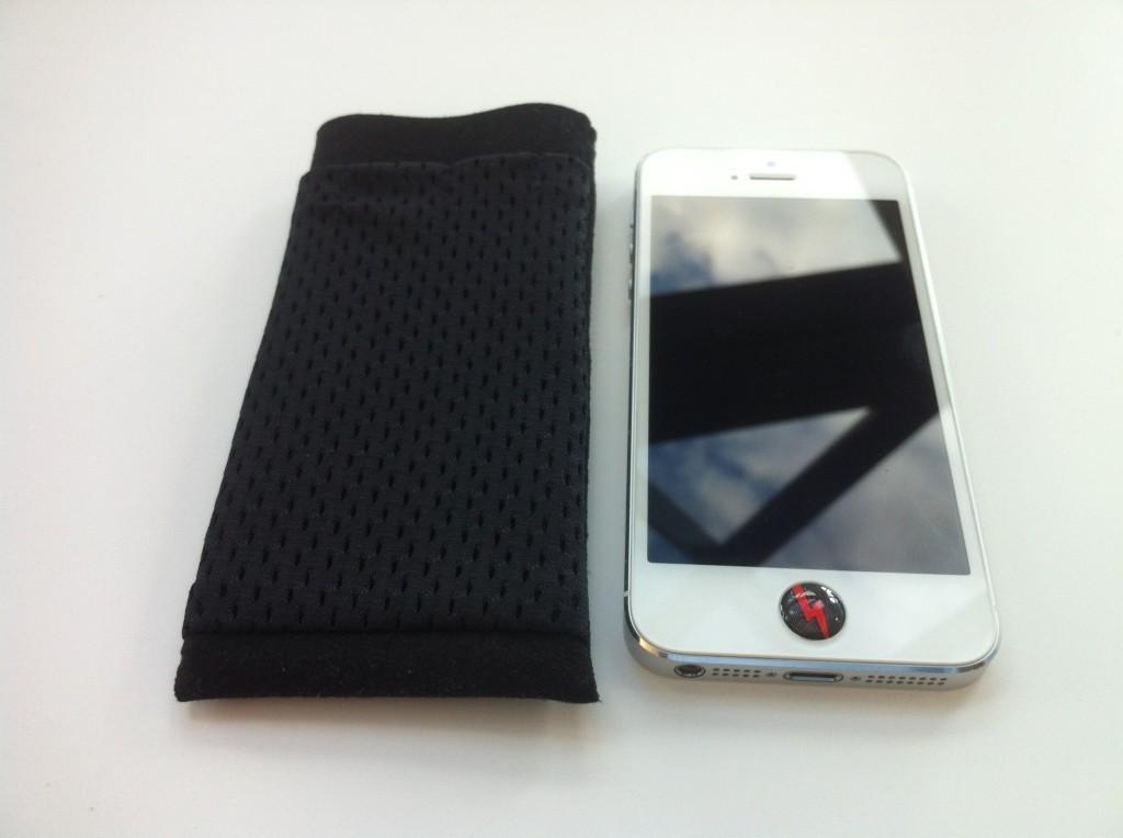 WaterField iPhone Suede Jacket