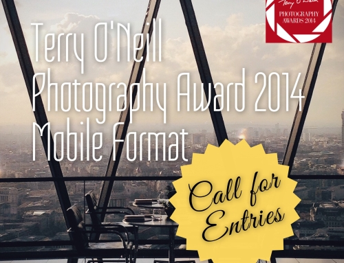 Call for Entries: Terry O'Neill Photography Award 2014 – Mobile Format