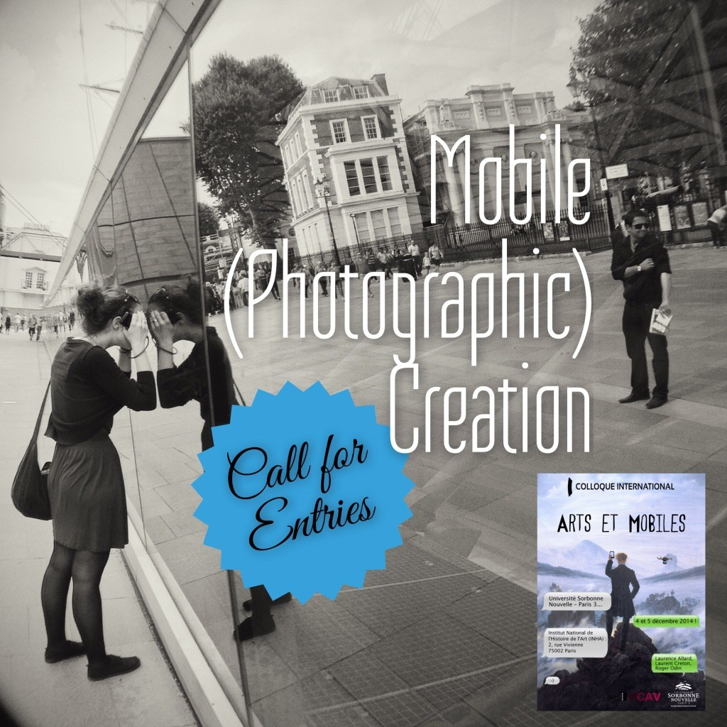 Call for Entries: Mobile (Photographic) Creation