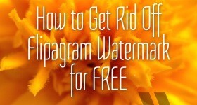 How to get rid off Flipagram Watermark for Free