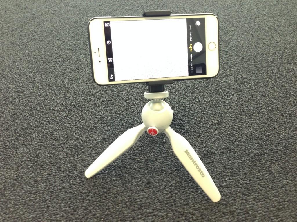 Manfrotto Pixi - Mobile/Mini Tripod
