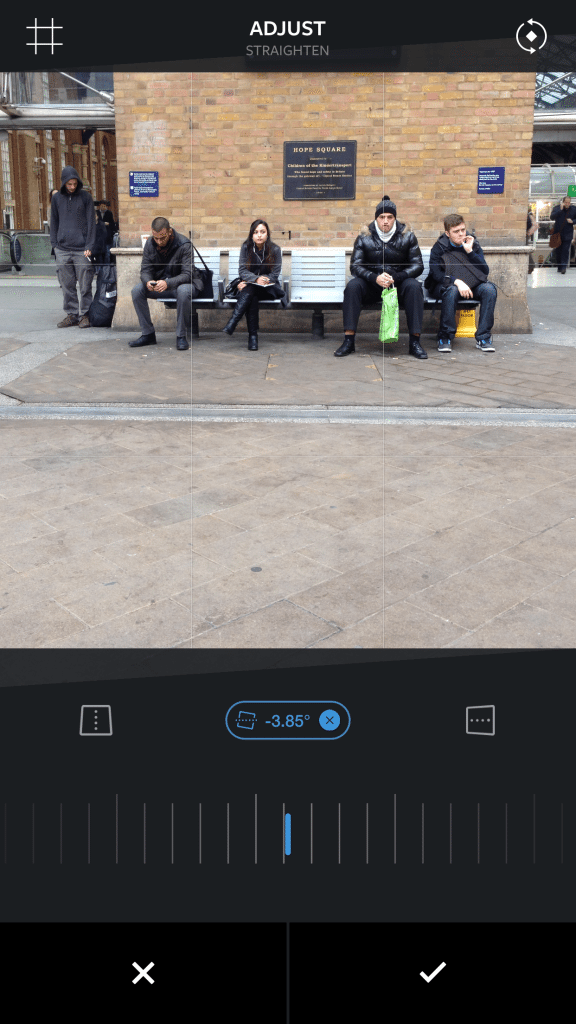 Tutorial - Instagram Perspective Tool