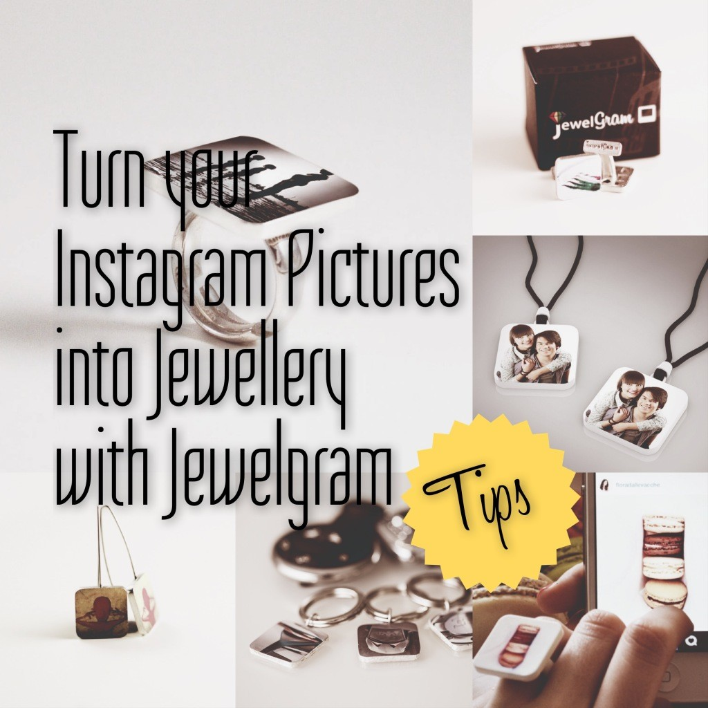 Turn Your Instagram Pictures Into Jewellery