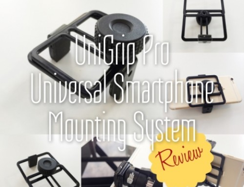 UniGrip Pro – Universal Smartphone Mounting Gear
