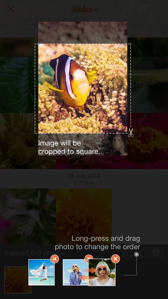Create quick but professional looking photo slideshow with GoPix