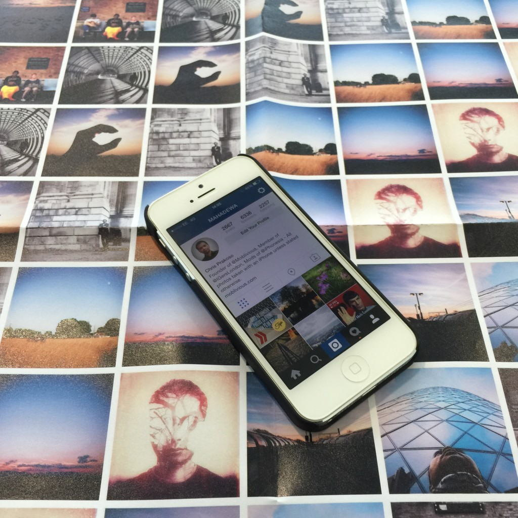 Instagram Wrapping Paper by Wrap.me