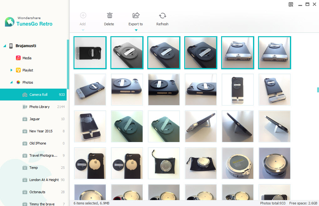 7 Ways to transfer photos to iPhones from desktop PC/Mac