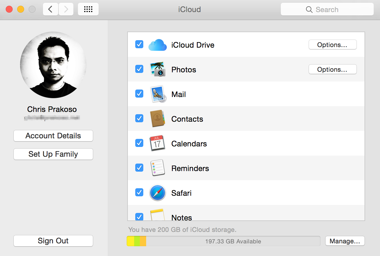 how to view photos from icloud drive on pc