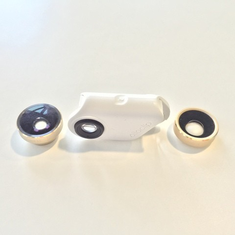 Olloclip 4-in-1 Attachment Lenses
