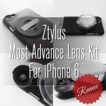 Ztylus - Most Advance Lens Kit for iPhone 6/6 Plus